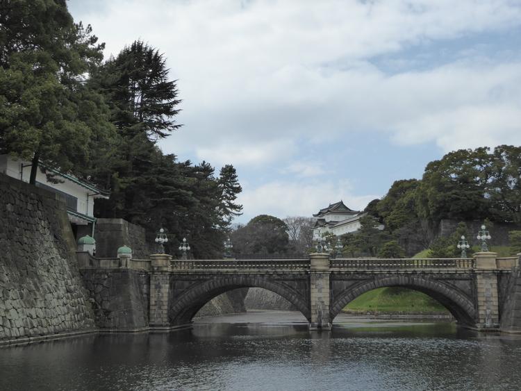 Nijumbashi Bridge