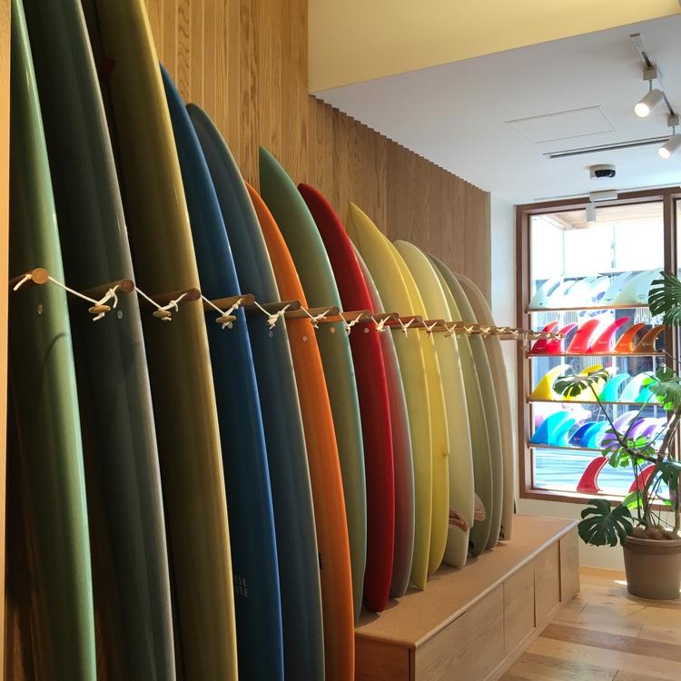 Pilgrim surf+supply surfboards