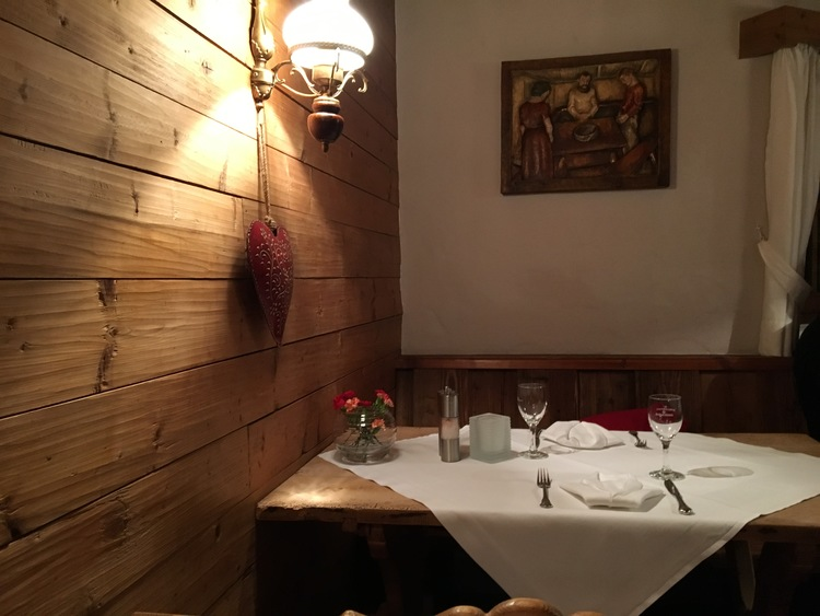 s'Pfandl restaurant