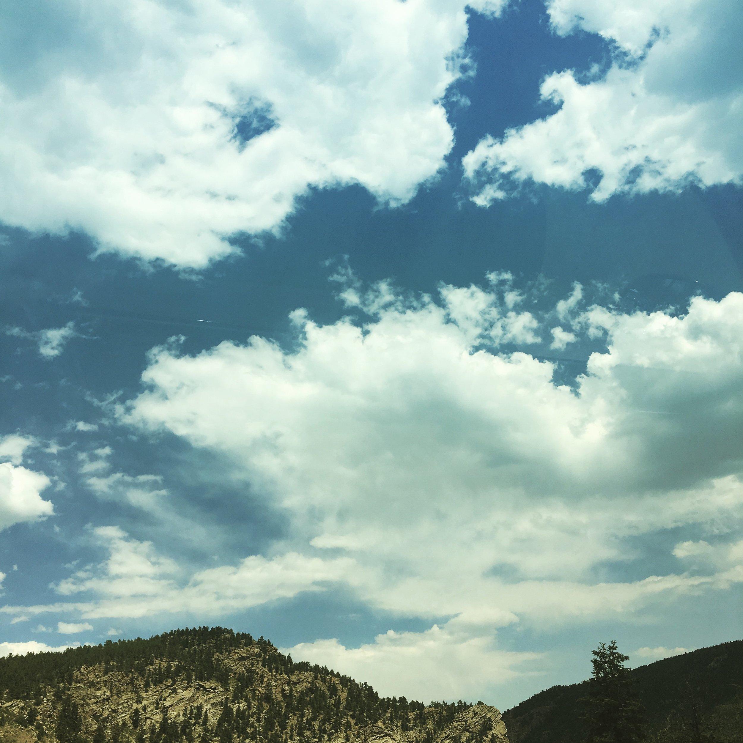 Roadtrip Denver Mountains