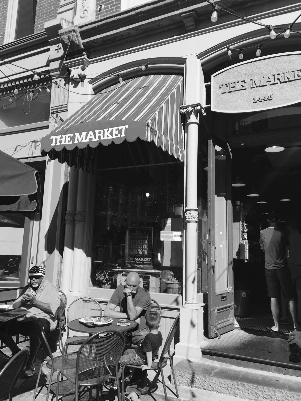 The Market Espresso Bar Denver