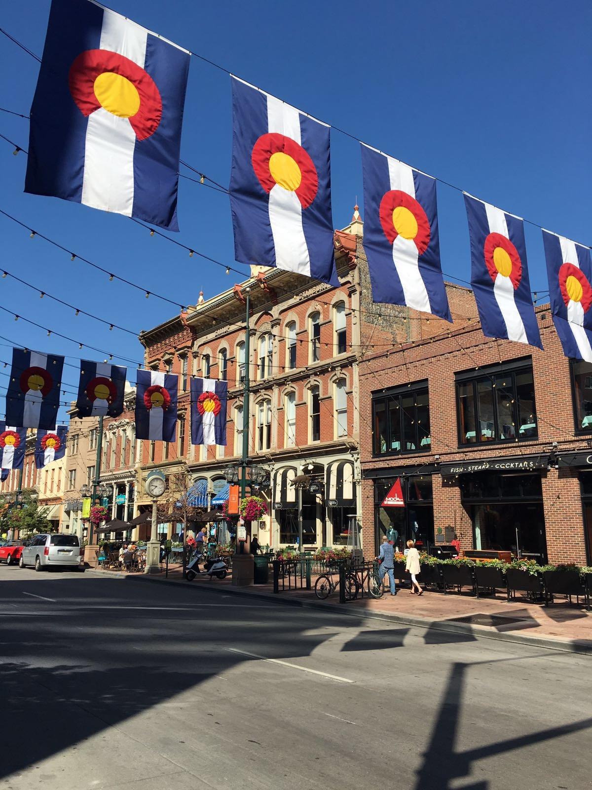 Market Street Denver Downtown