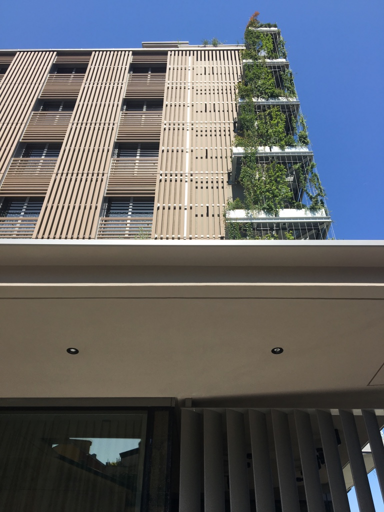 Hotel Viu Milan exterior