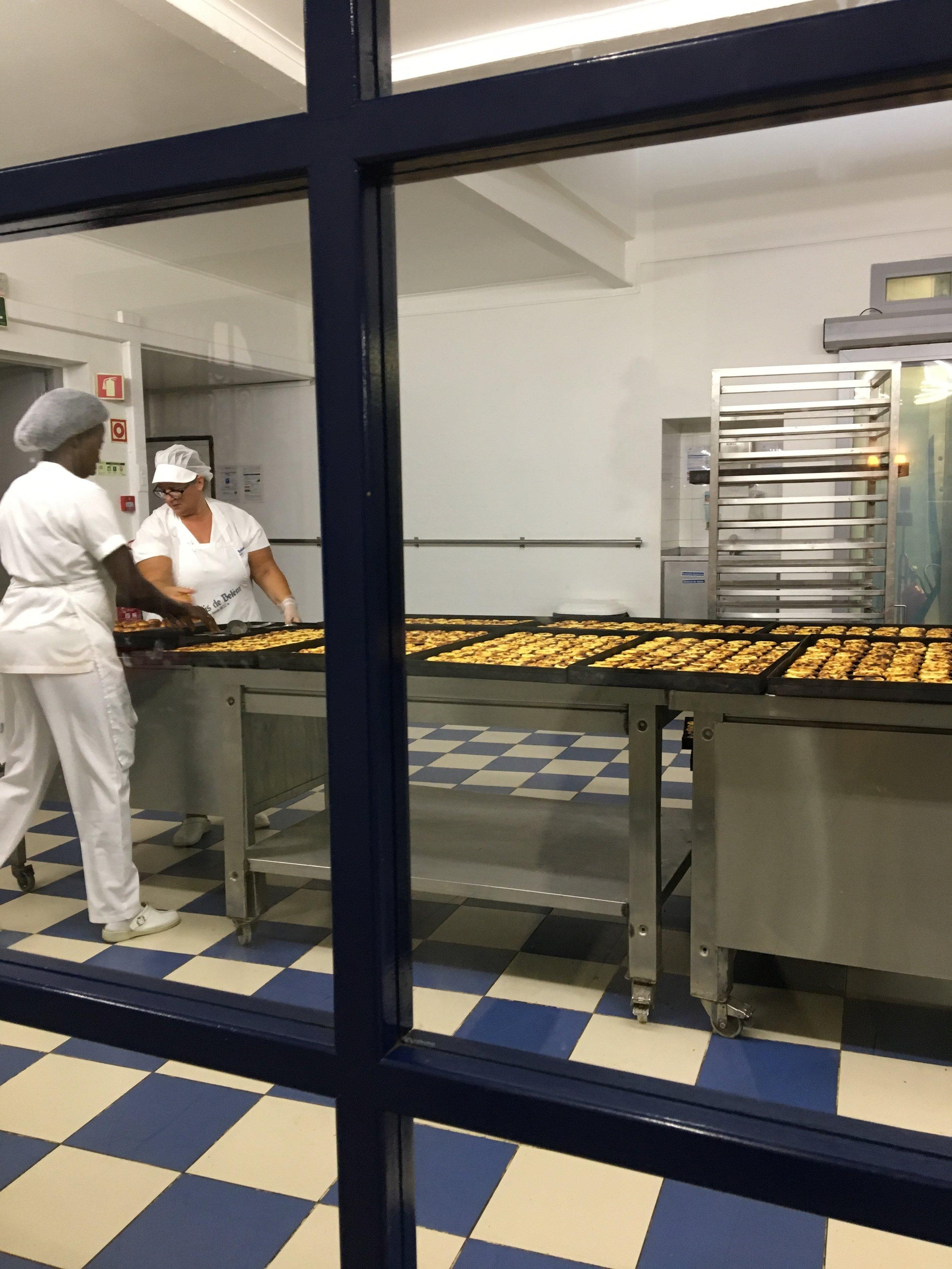 Pastéis de Belém Bakery.JPG