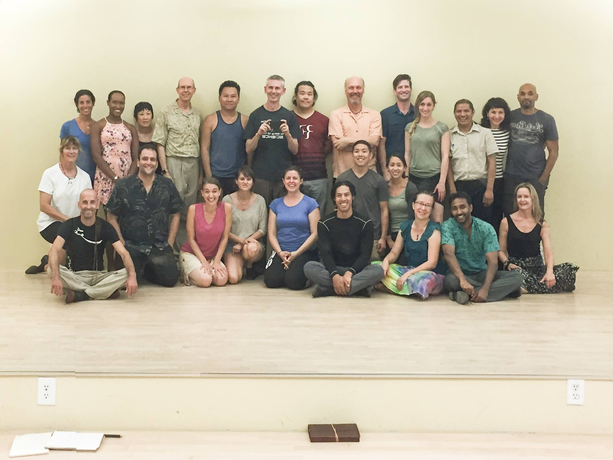 Tango Lexicon Bootcamp in Los Angeles in 2016, Organized by  Oxygen Tango