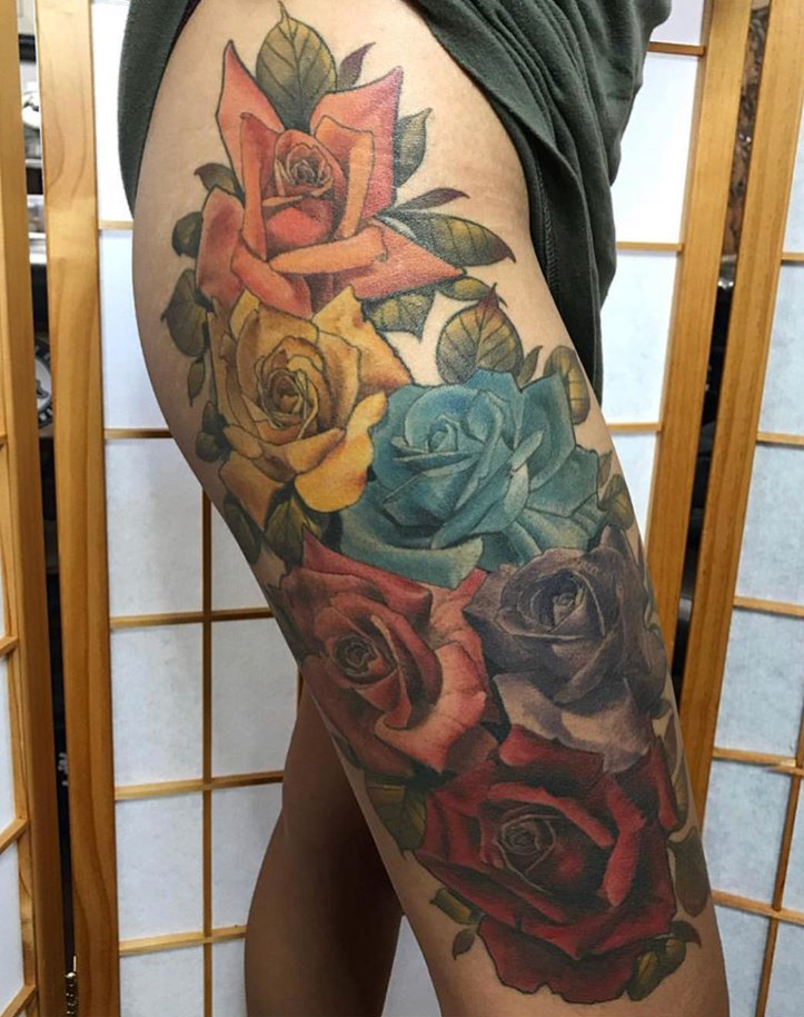 Tattoo by Tony Cruz. Contact him at origin2023@gmail.com for appointment inquiries.