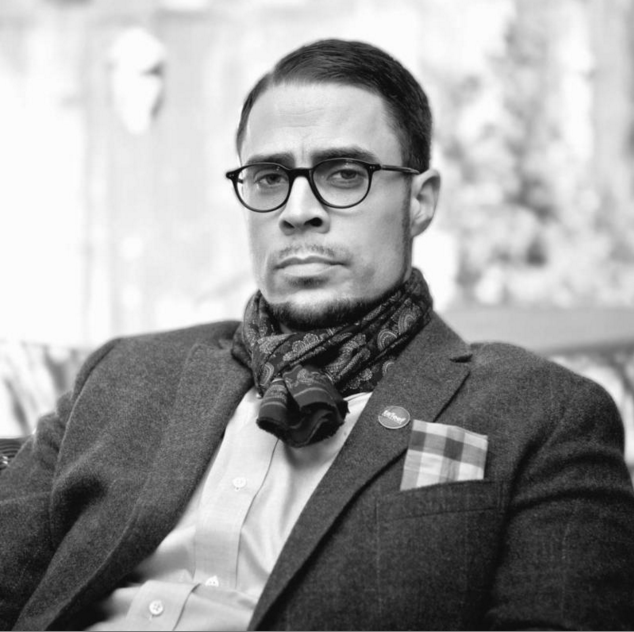 Usama Canon,  Founding Director,  Ta'leef Collective