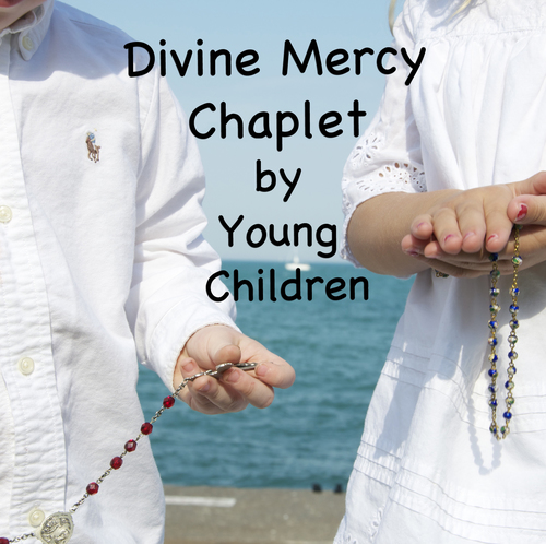 Divine Mercy Chaplet by young children. itunes   link