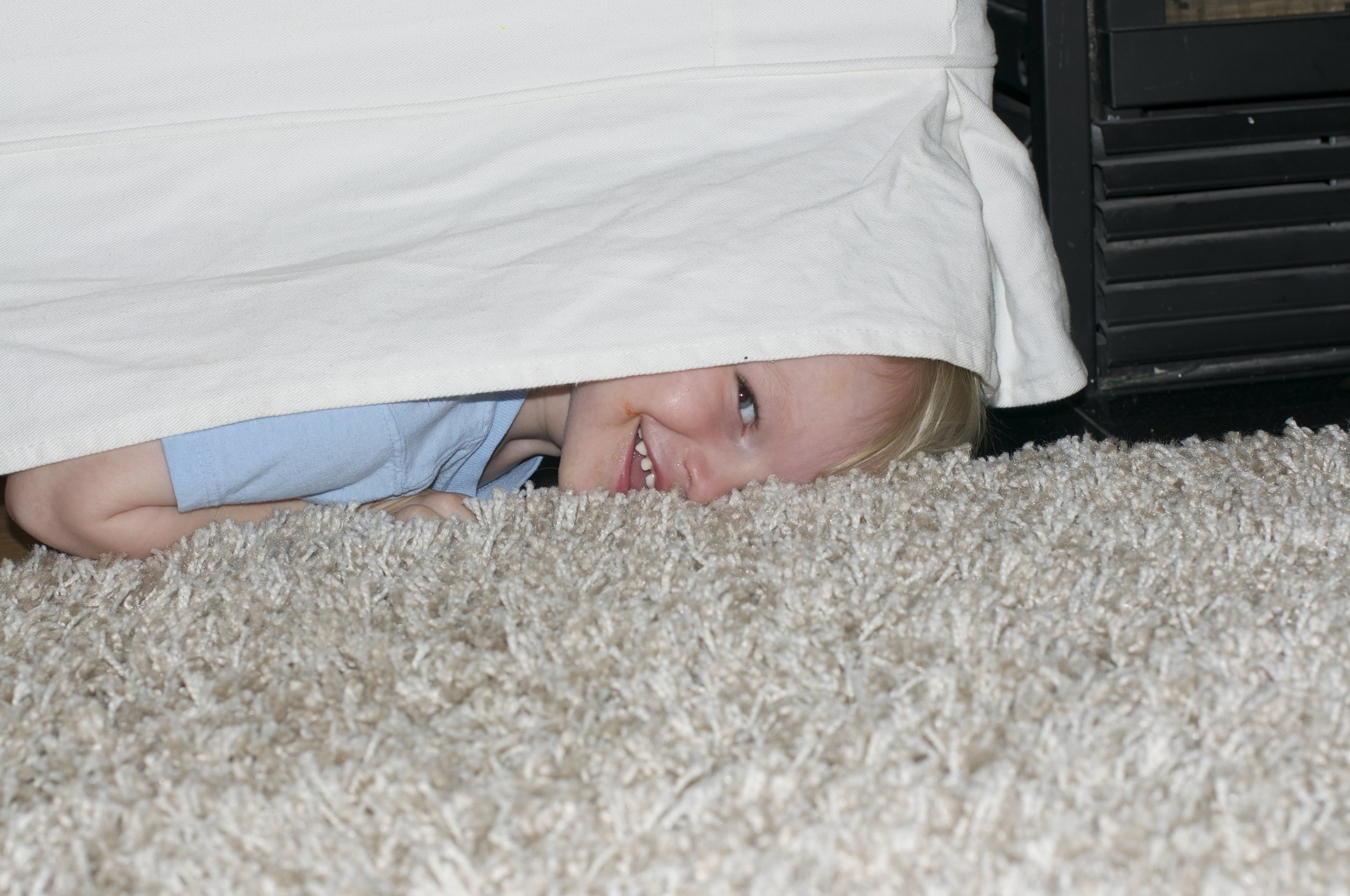 Sometimes They go into hiding.