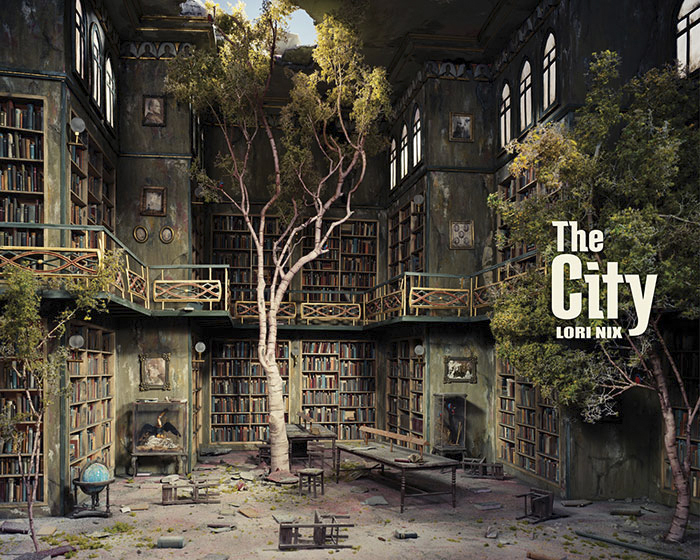 THE CITY by Decode Books