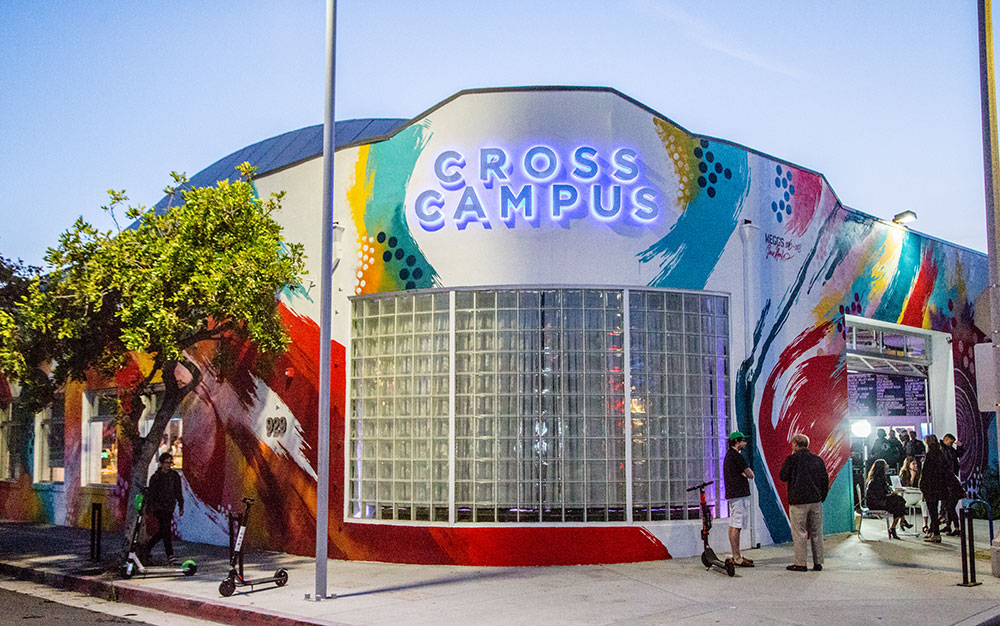 Venue Sponsor: Cross Campus