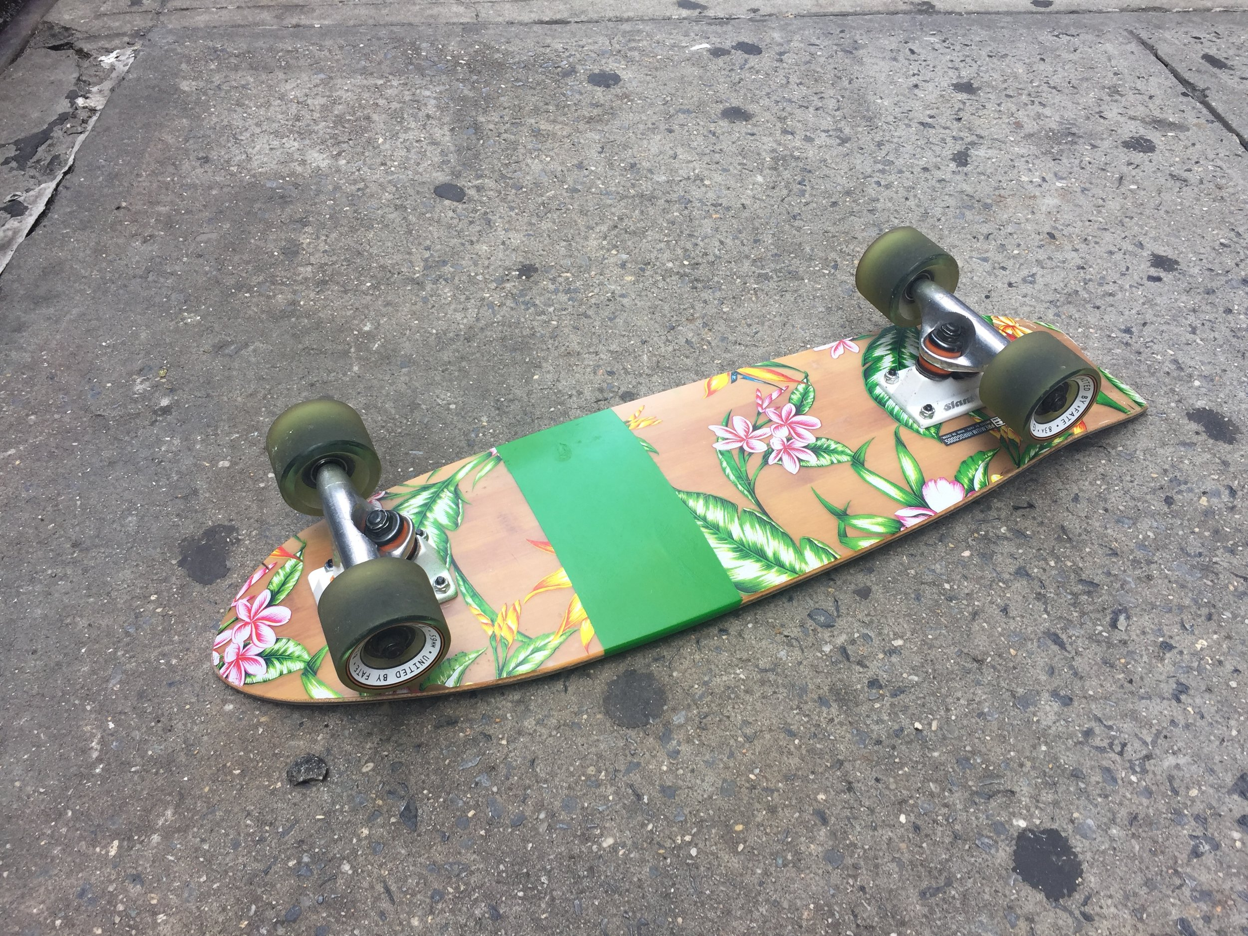 SKATEBOARD 6 BOTTOM