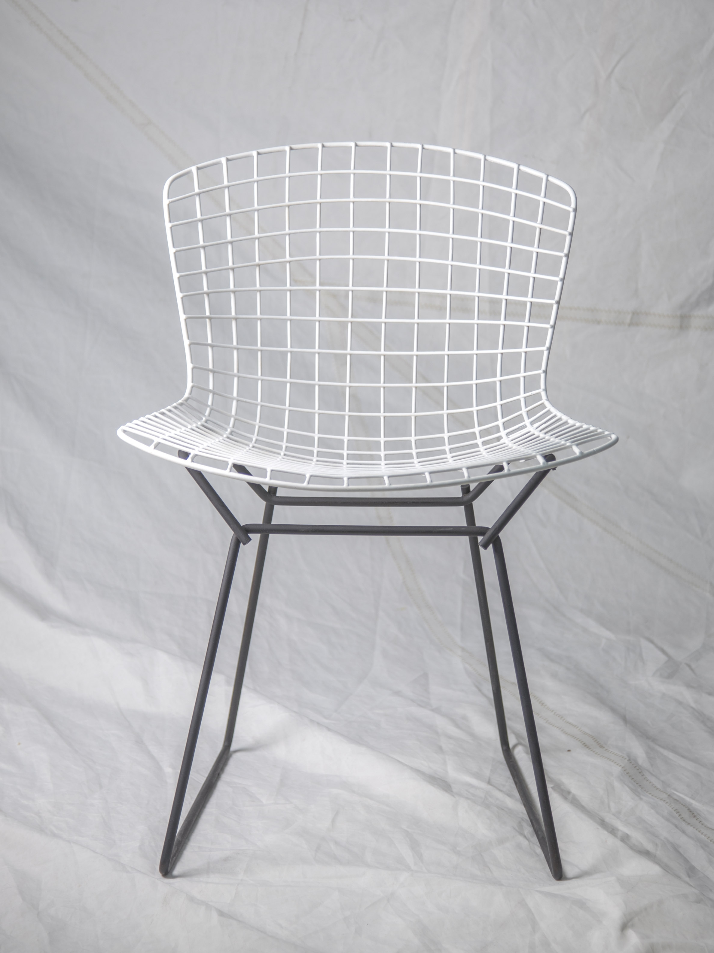 "CH068  Bertoia Vintage side chair 29"" H x 21"" W x 22"" D  $150/week each"