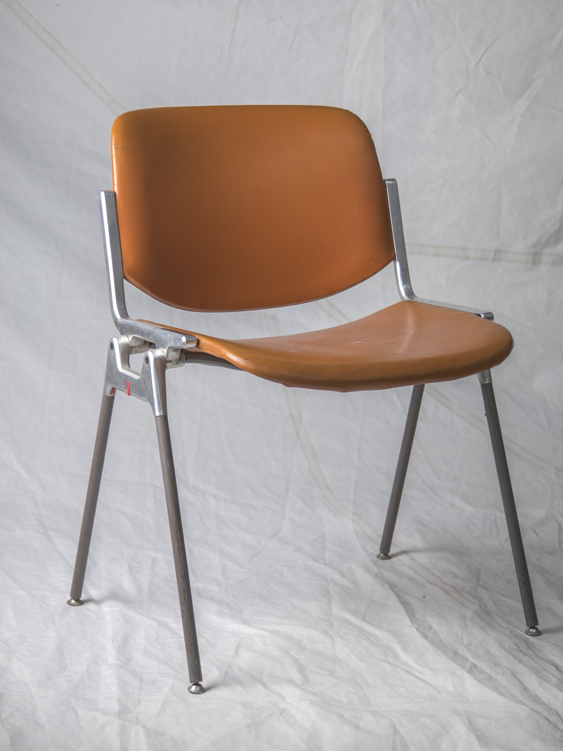 CH063  Giancarlo Piretti for Castelli DSC106 chair  $150/week