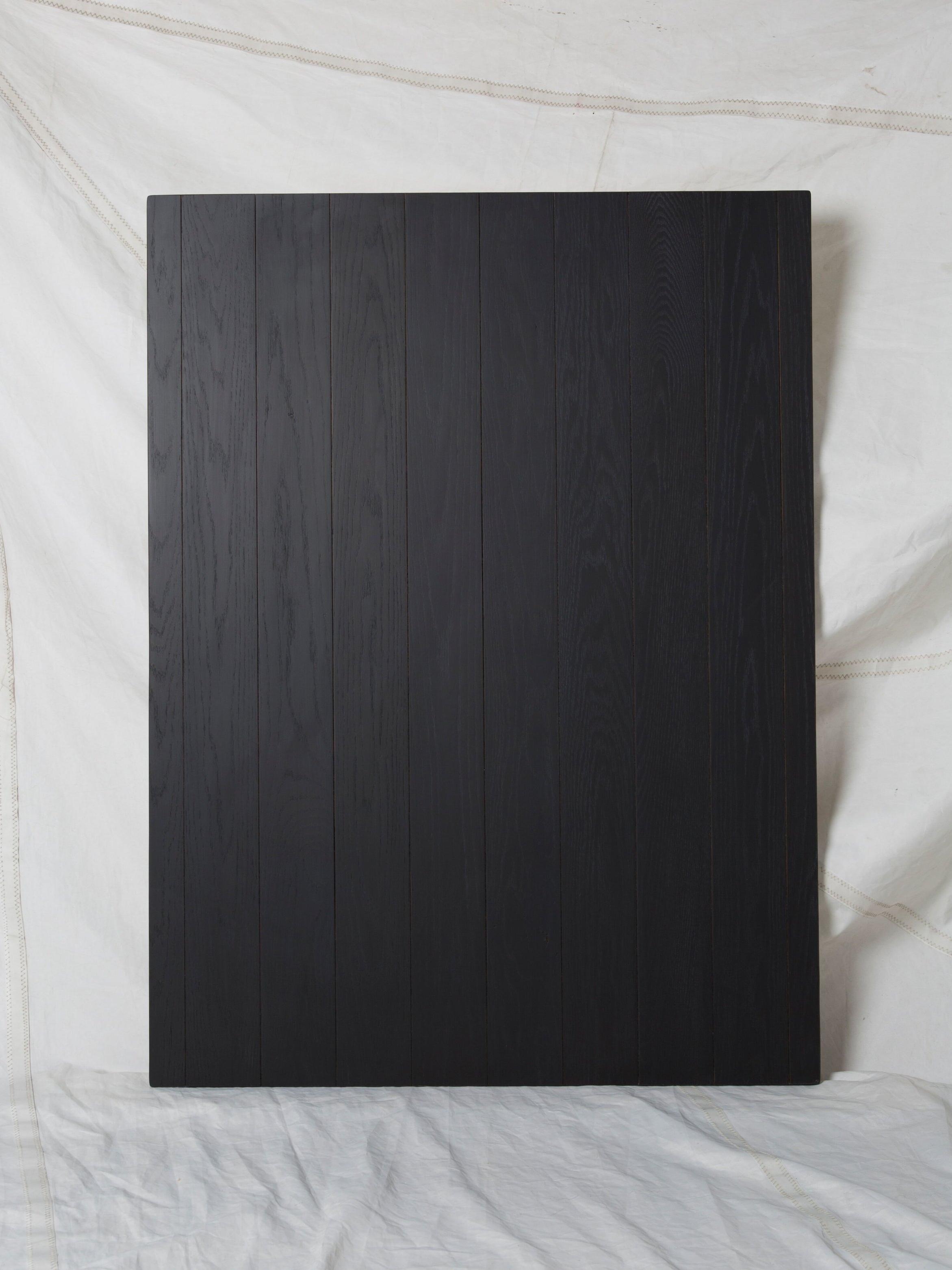 "CW001  Red Oak | Black 36"" x 48""  $275/week"