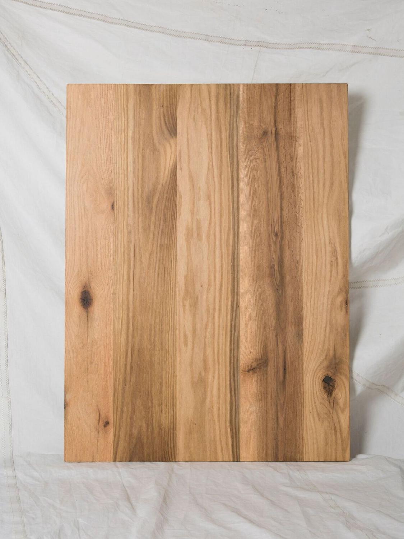 "CW004  Reclaimed Oak | Natural 36"" x 48""  $275/week"
