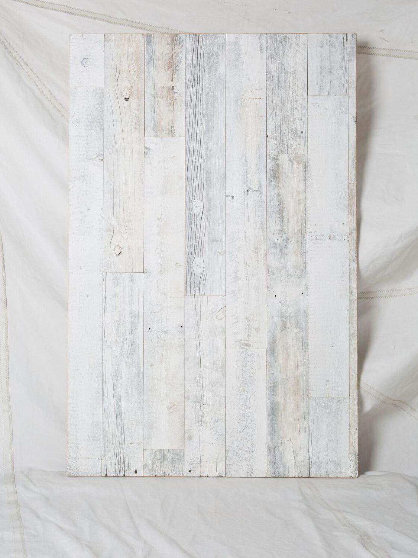 "CW008  Reclaimed, Weathered Barn | White Washed 36"" x 54""  $300/week"