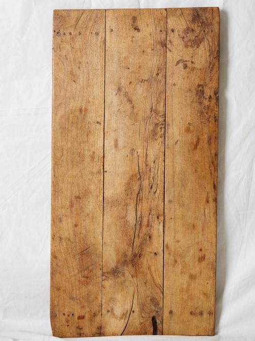 "F5026  Reclaimed Farm Tabletop | Natural 23"" x 44""  $150/week"