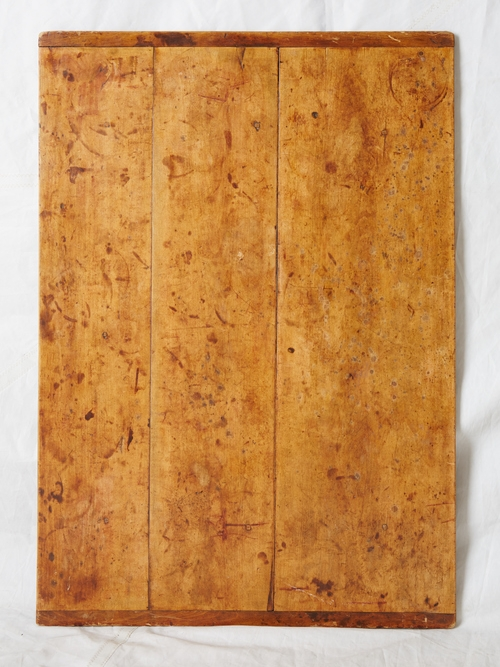 "PW343  Reclaimed Tabletop | Natural 28.5"" x 40.5""  $175/week"