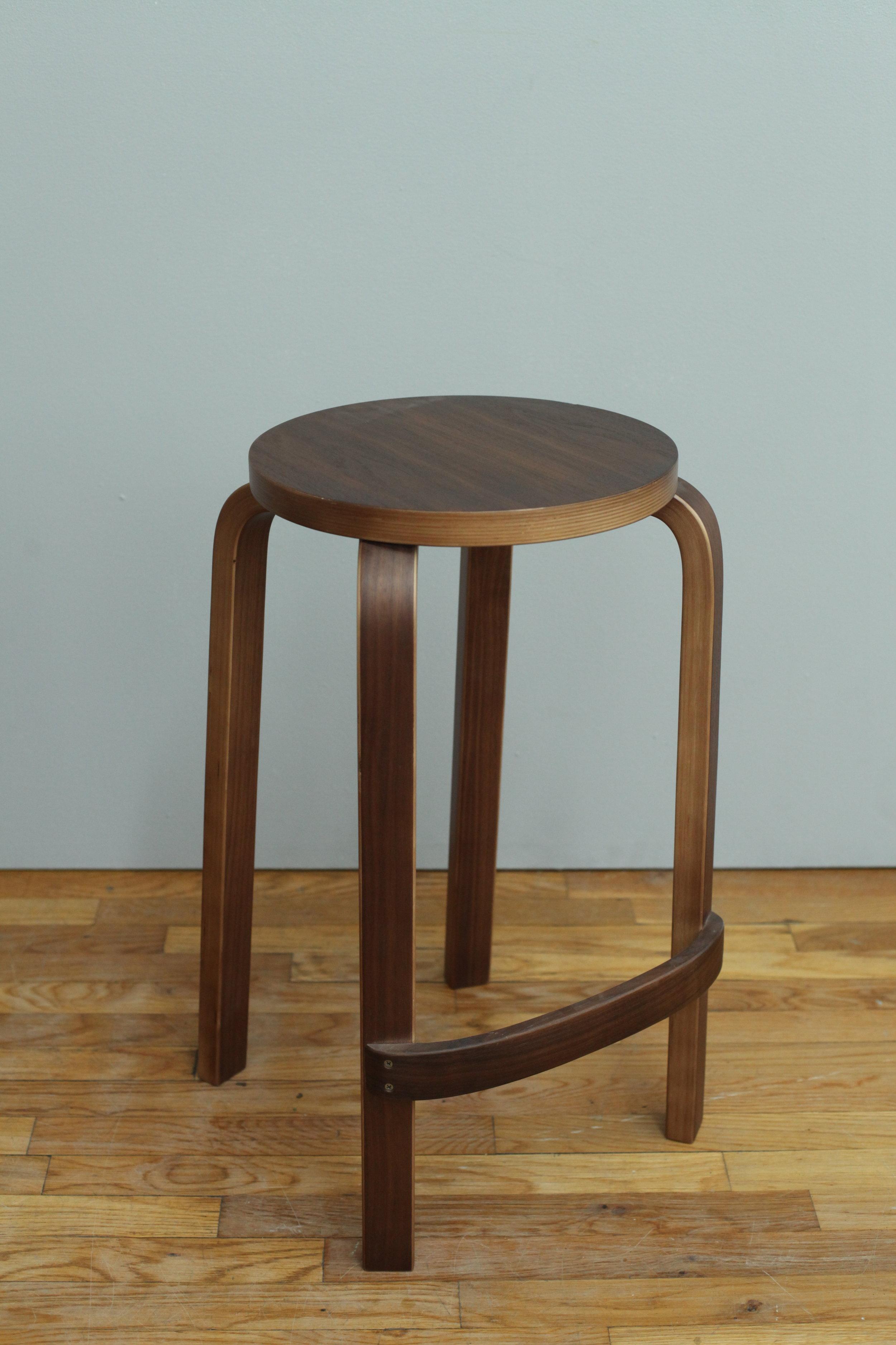 Aalto Style, walnut  $150