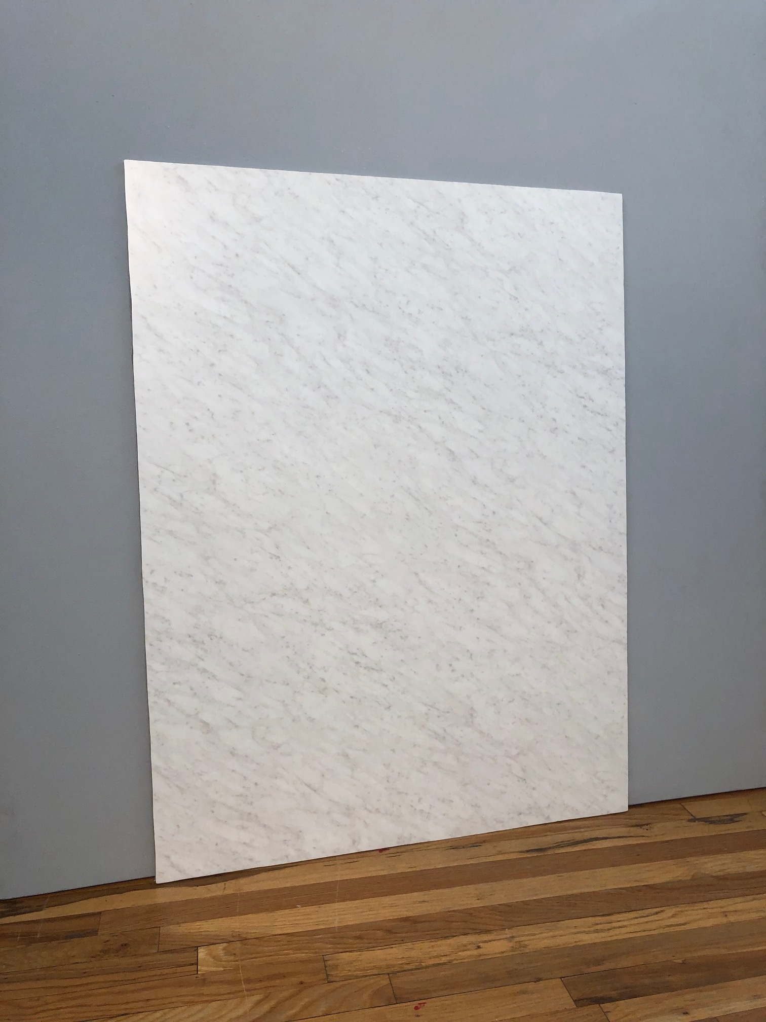 """FAUX MARBLE #3  42"""" x 48.5""""  $375"""