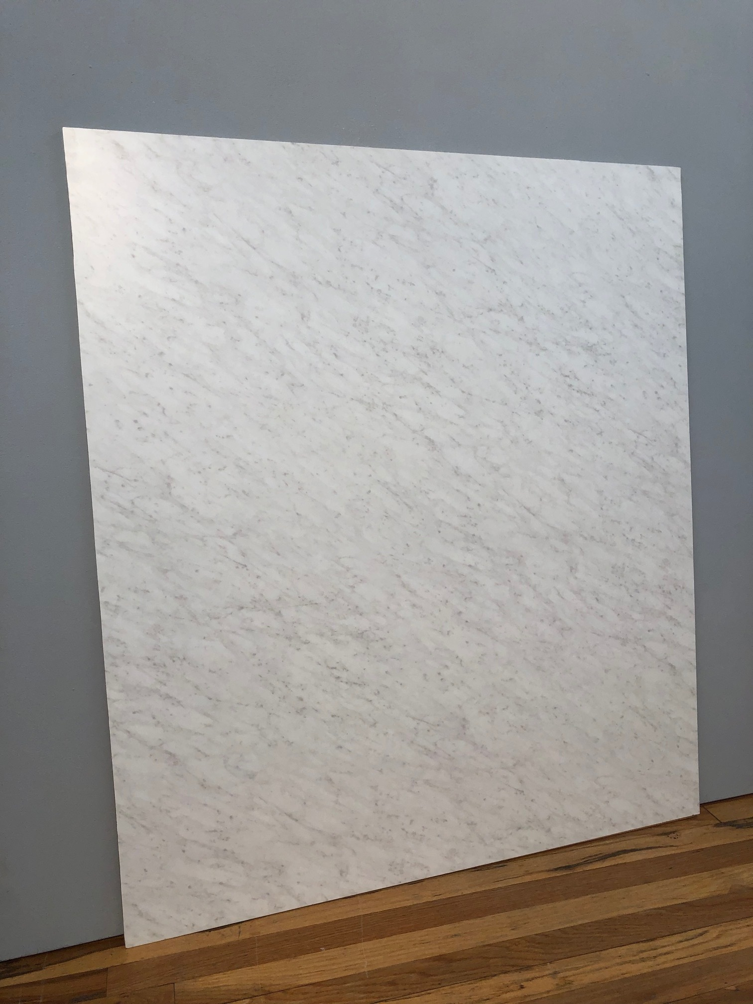 """FAUX MARBLE #1  42"""" x 48.5""""  $400"""