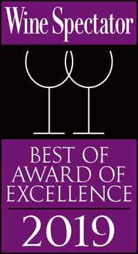 Story receives the Wine Spectator Best of Award of Excellence for the 5th year in a row.     View the feature    here.