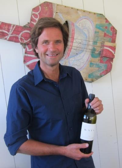 David Beckstoffer of Beckstoffer Vineyards and KATA Wine