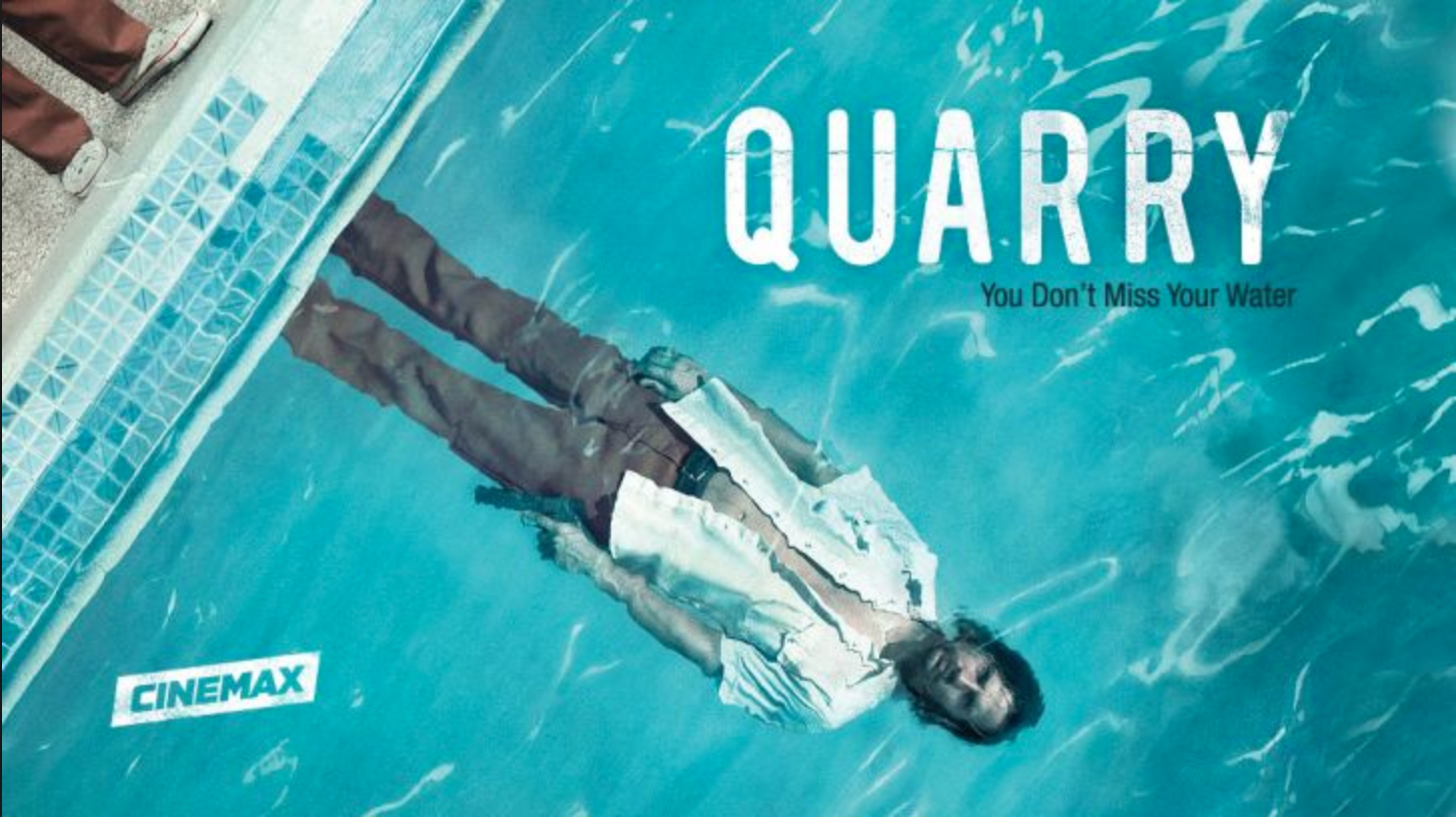 Quarry , Cinemax (2016)