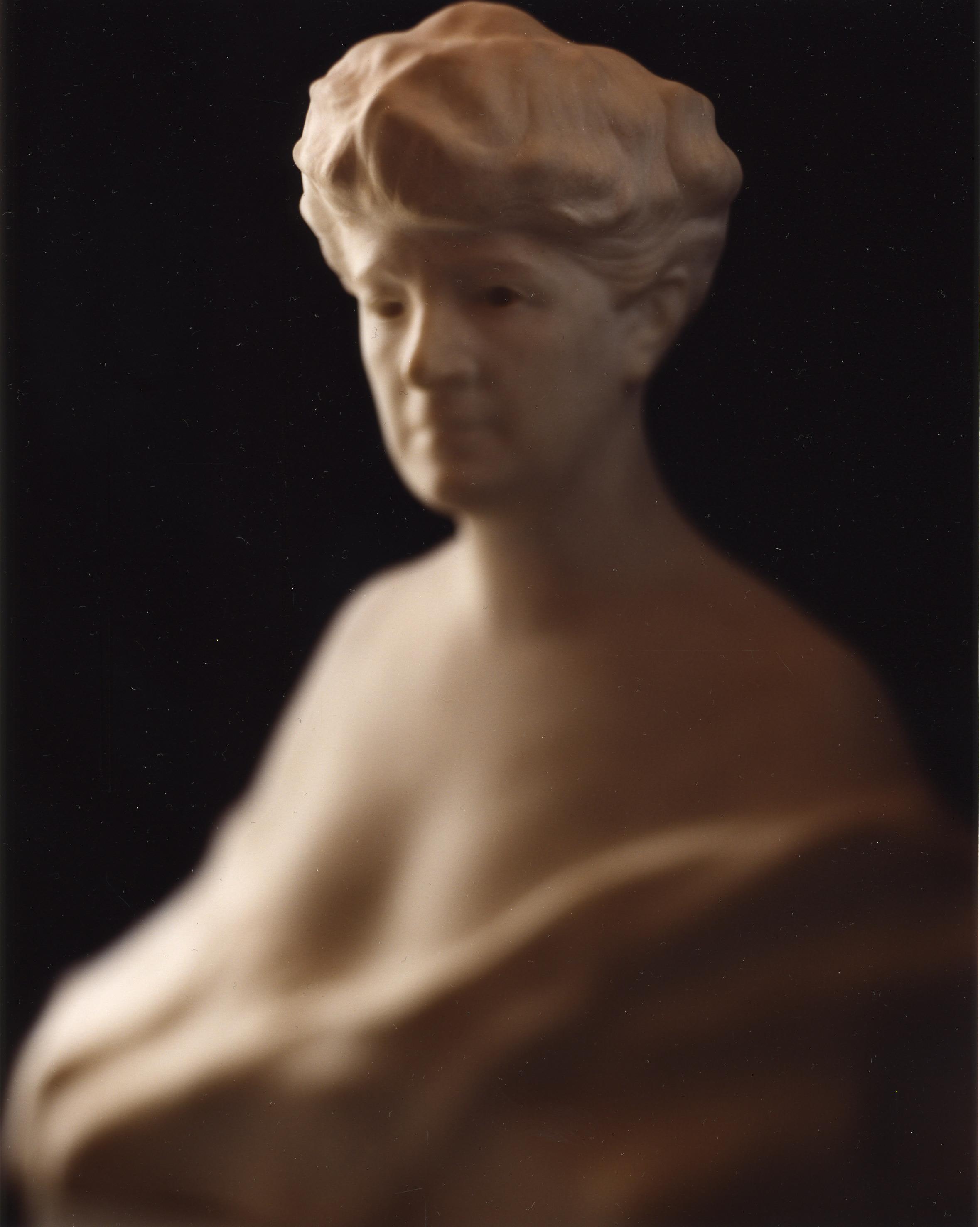 """Bertha Palmer Musee Rodin,"" 2009, photograph, 20x24 in."