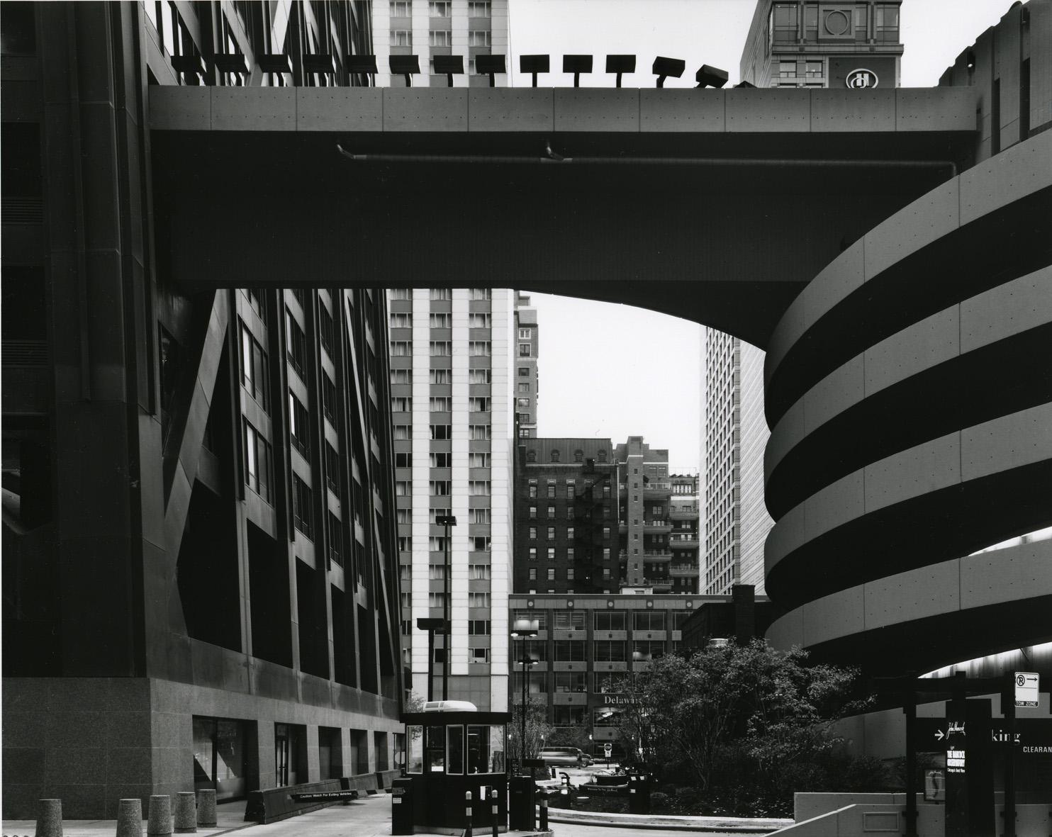 """John Hancock Building,"" 2006, photograph, 20x24 in."