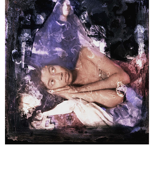 """Aglauros et Jealousy,"" 2012, color c-type print, 49.25x49.25 in."