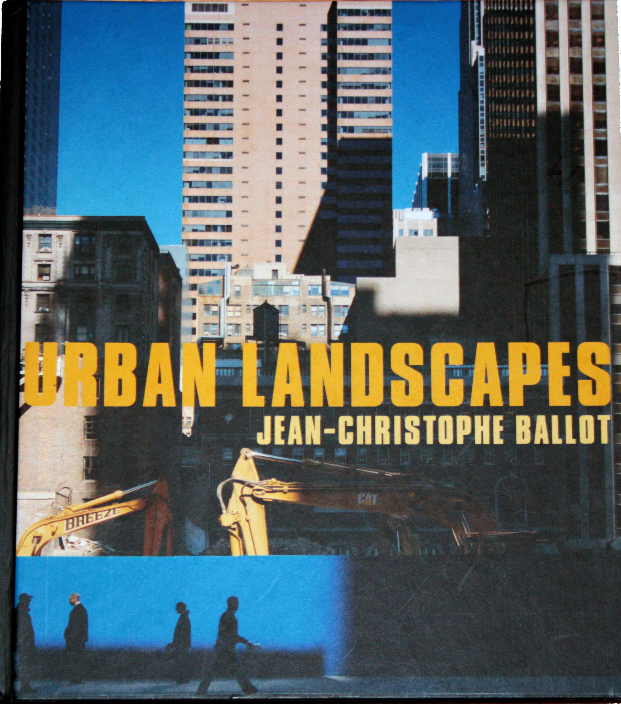 Urban Landscapes | Jean-Christophe Ballot