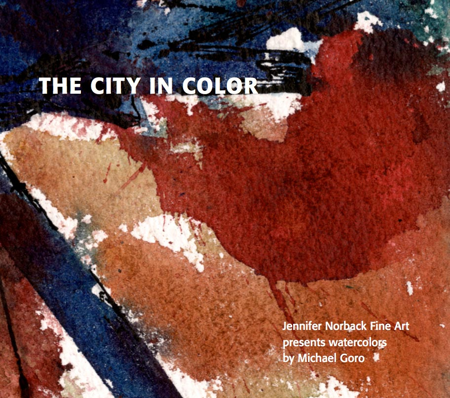The City in Color | Michael Goro