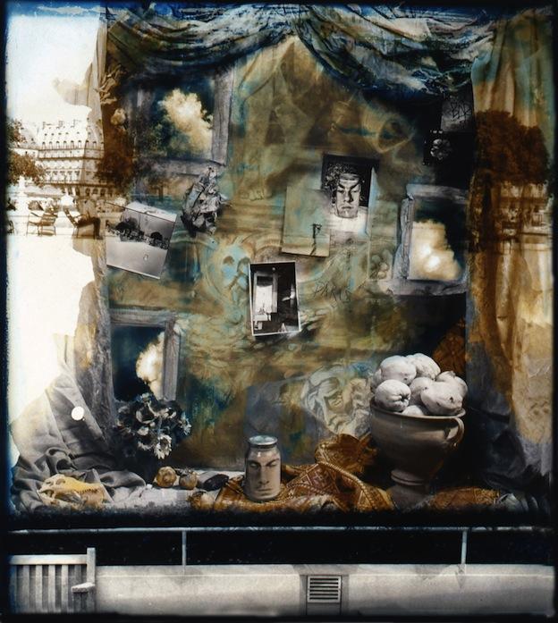"""The Tourist,"" 1995, c-print, 22x18 in."