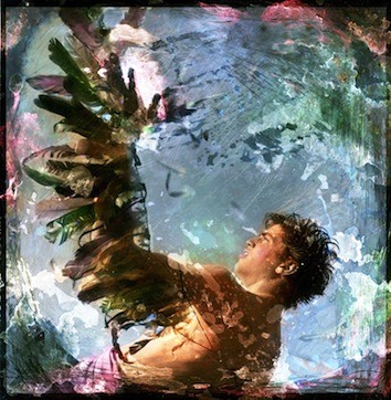 van Blerk, Icarus, Edition of 9, 2013, Colour Photograph, 127cmx125cm .jpg