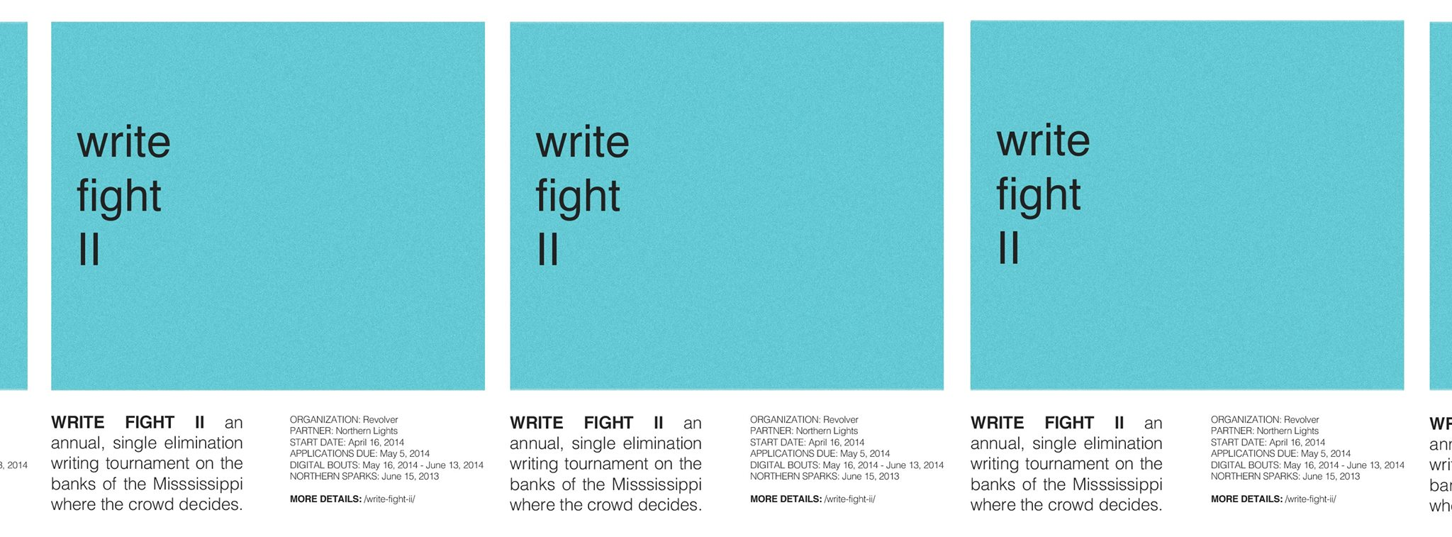 Write Fight II