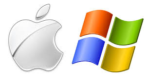 Apple and Windows