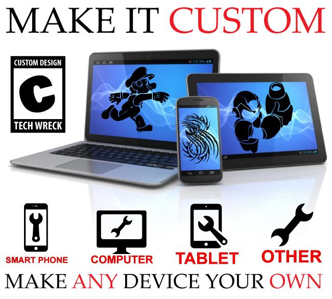 Tech Wreck Customize