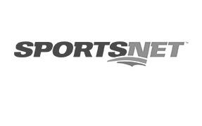 SportsNet Graphics Logo Branding