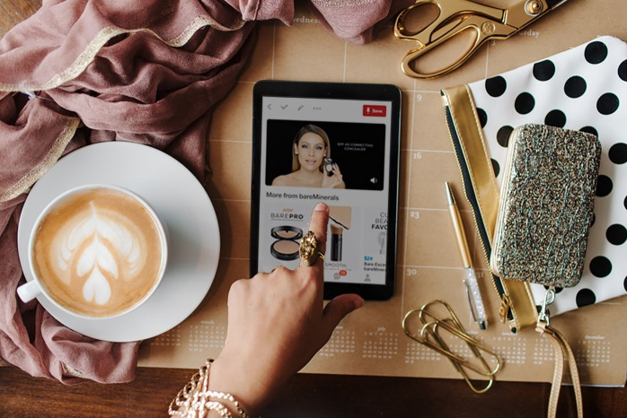 You'll be able to make a purchase from promoted videos on Pinterest. Image from Pinterest.com
