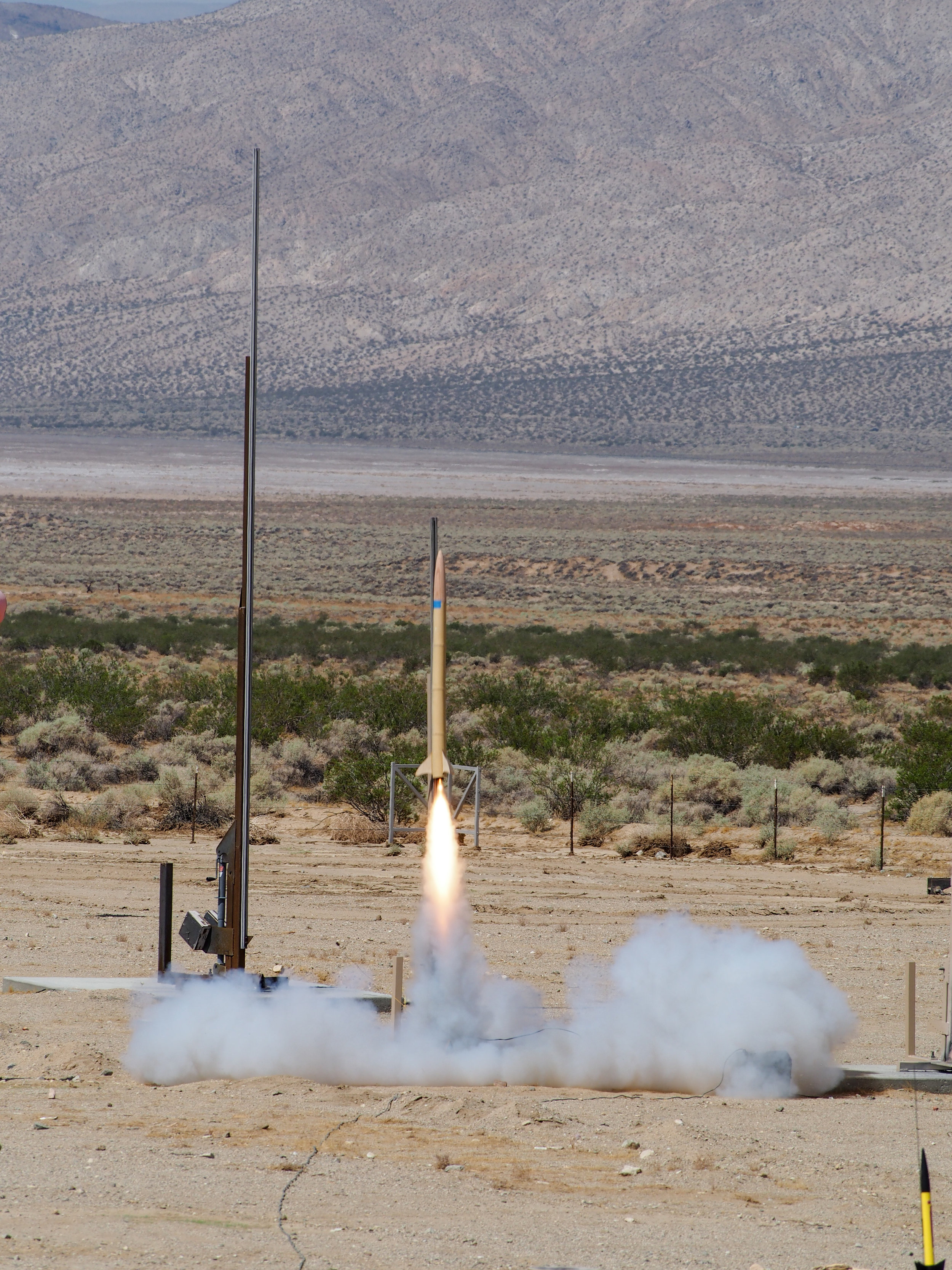 The Bamboo Rocket Takes Off