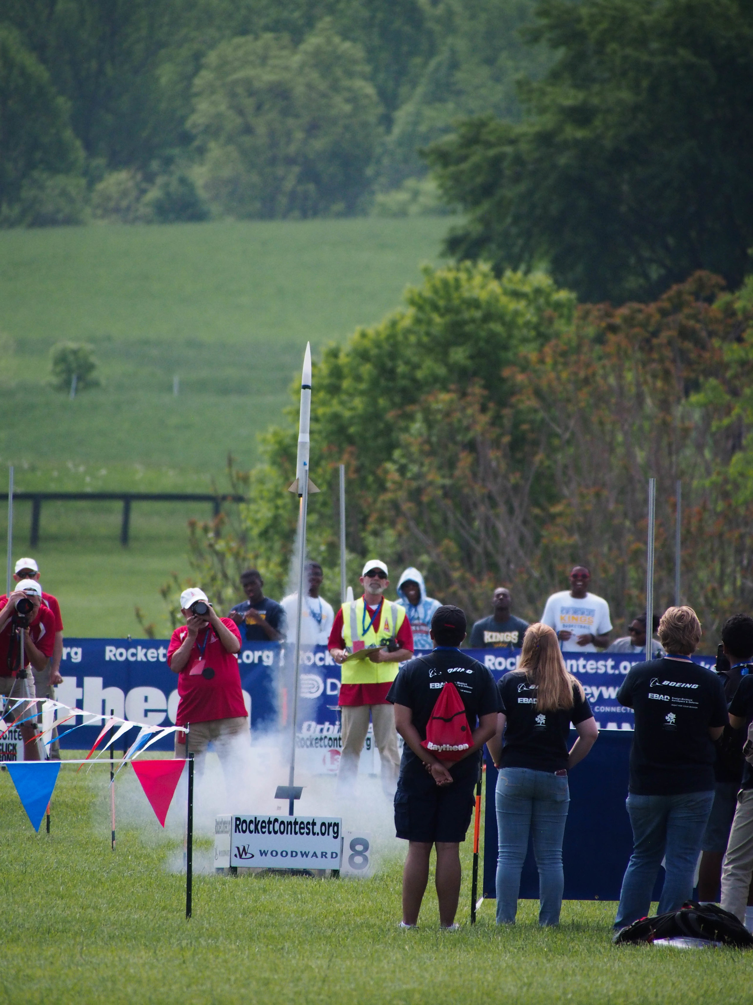Team one launches at Finals