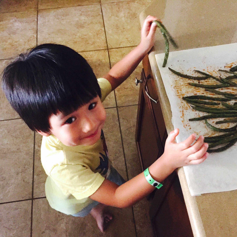 kid friendly vegetable recipe
