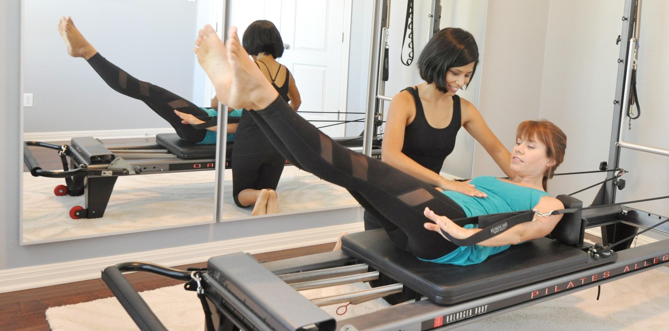 Pilates Cedar Park Austin Client 100