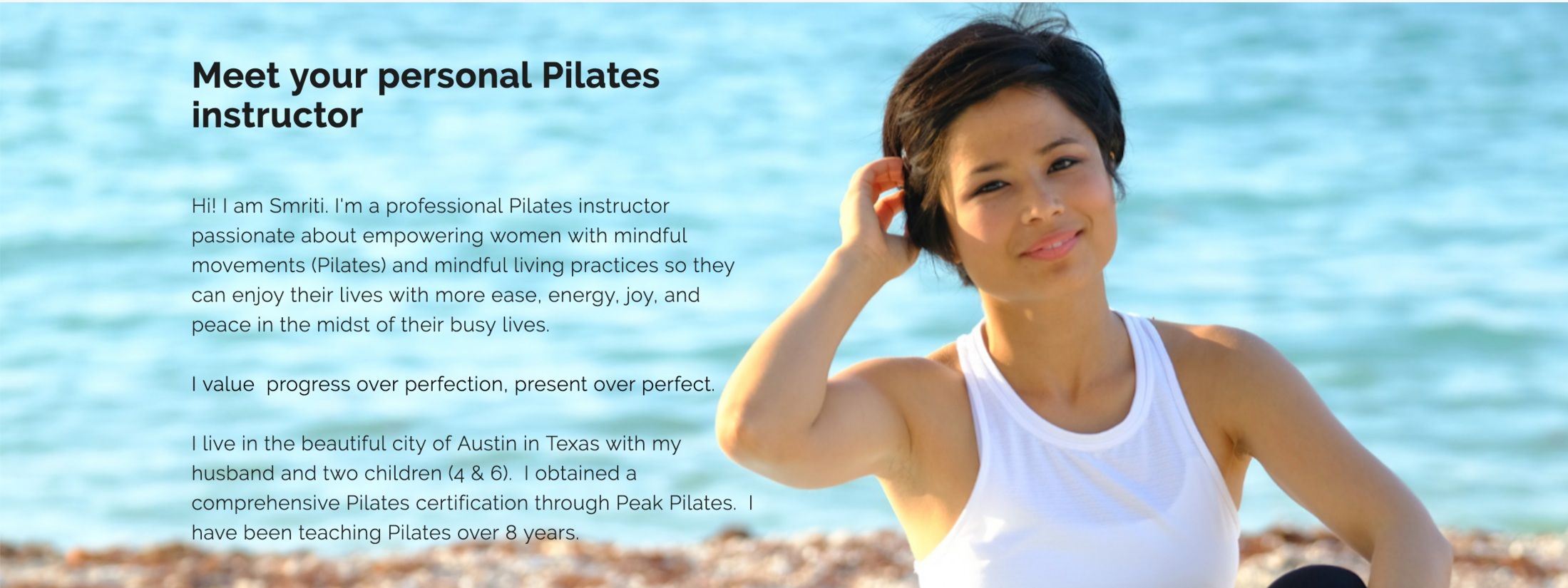 Pilates Nest  Tribe Smriti