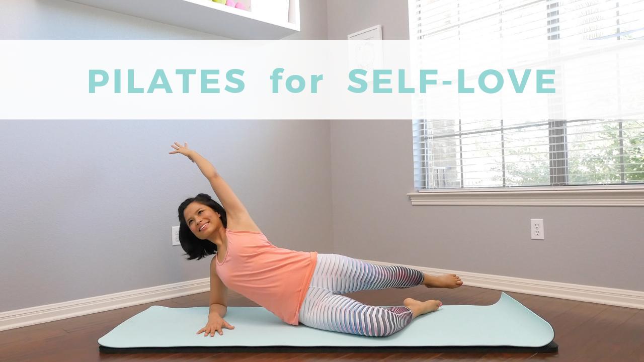 Pilates for Self Love  - Pilates Nest.png