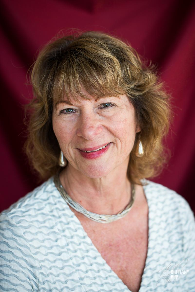 Maureen Forsberg Headshot