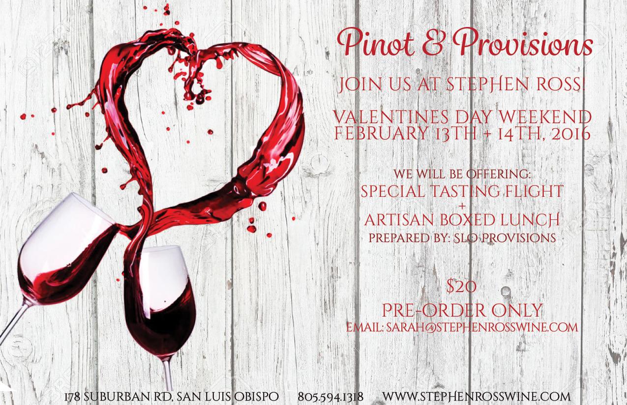 Pinot & Provisions