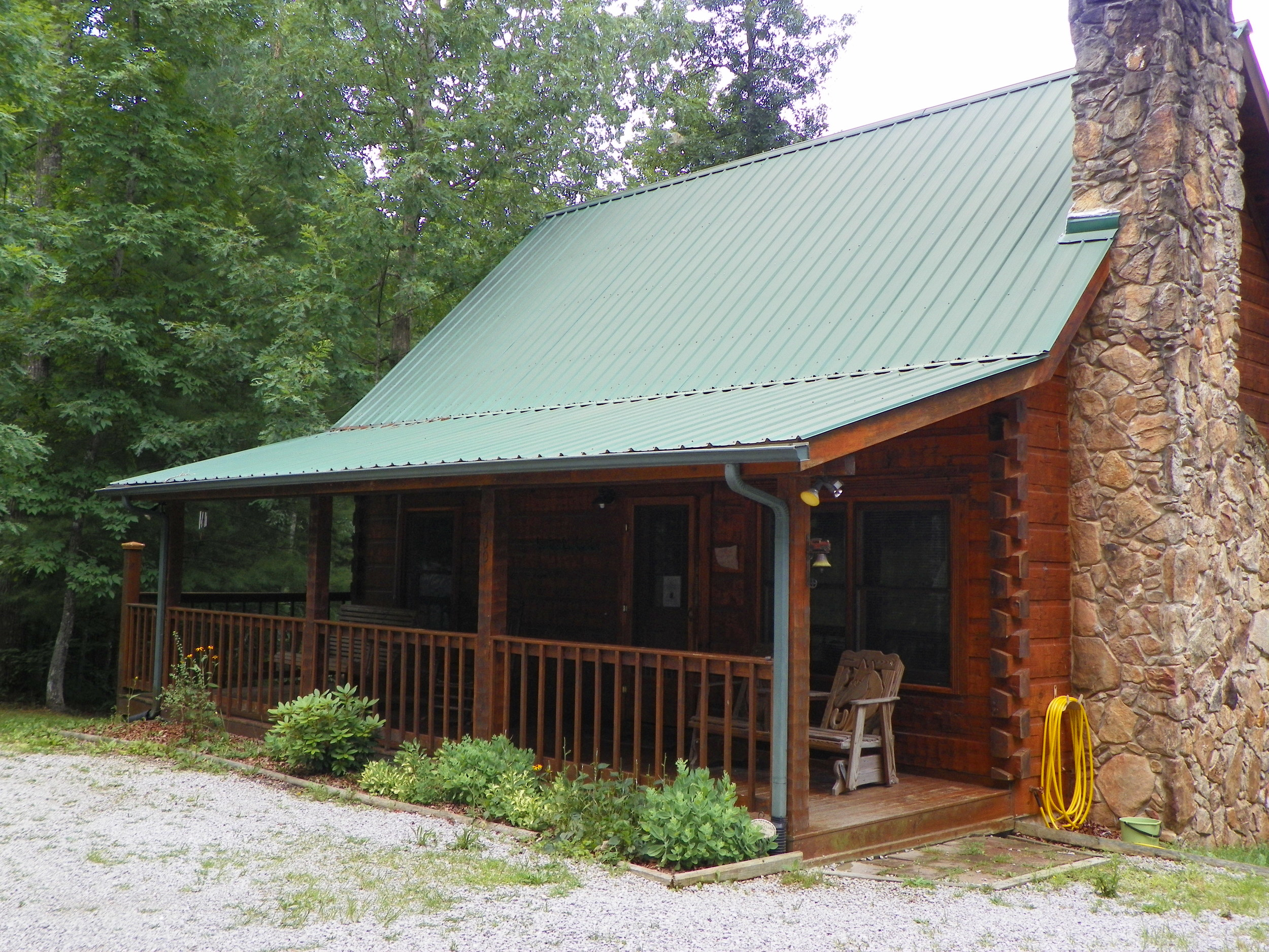 The Laurel Cove Cabin